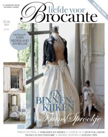Magazine - LIEFDE VOOR BROCANTE - nr.3-2019