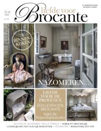 Magazine - LIEFDE VOOR BROCANTE - nr.3- 2020