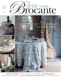 Magazine - LIEFDE VOOR BROCANTE - nr.6  - KERST - 2017 -