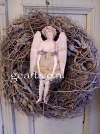 SHEET -  BEAUTIFUL LADY  - Jeanne d 'Arc Living -