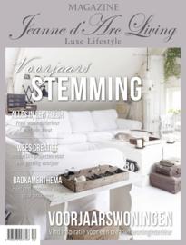 JEANNE D`ARC LIVING  - tijdschrift  nr. 2-2020 (NL editie )