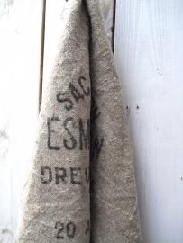 SHABBY LINNEN DOEK - grof linnen - ESMERY - 45x45 -