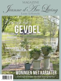 JEANNE D`ARC LIVING  - tijdschrift  nr. 4-2020 (NL editie )