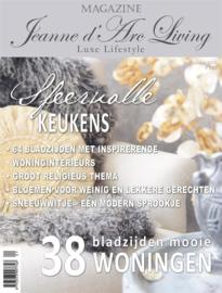 JEANNE D`ARC LIVING tijdschrift nr. 1-2018 (NL editie ) -