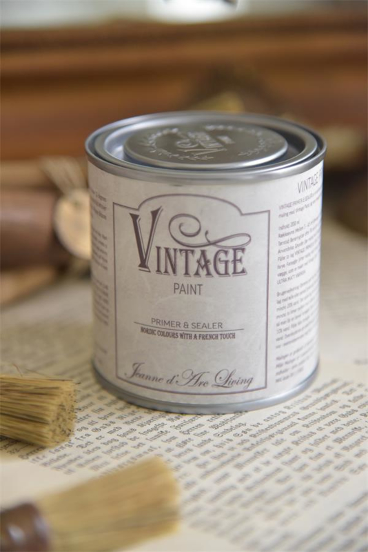 SEALER - VINTAGE PAINT - 200ml - JEANNE D 'ARC LIVING