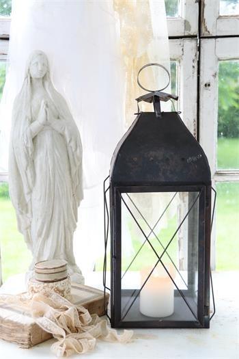 LANTAARN - (H 50 cm) - Jeanne d 'Arc Living WORDT NIET VERZONDEN