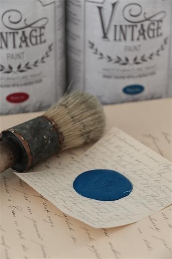 WARM BLUE (100 ml) - VINTAGE PAINT - JEANNE D 'ARC LIVING -