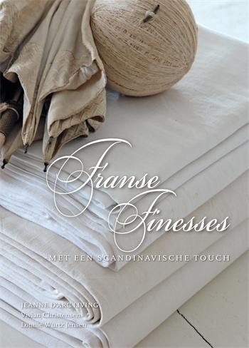 Boek: FRANSE FINESSES - JEANNE D `ARC LIVING -