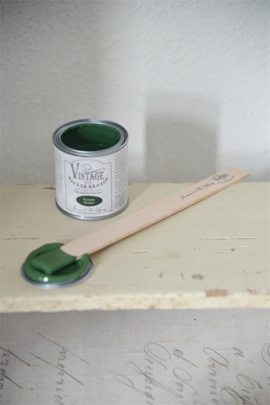 FOREST GREEN (100 ml) - VINTAGE PAINT - JEANNE D'ARC LIVING -