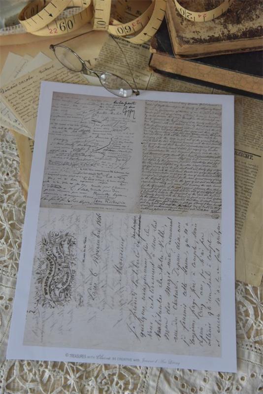 SHEET -  met Franse tekst - Jeanne d 'Arc Living