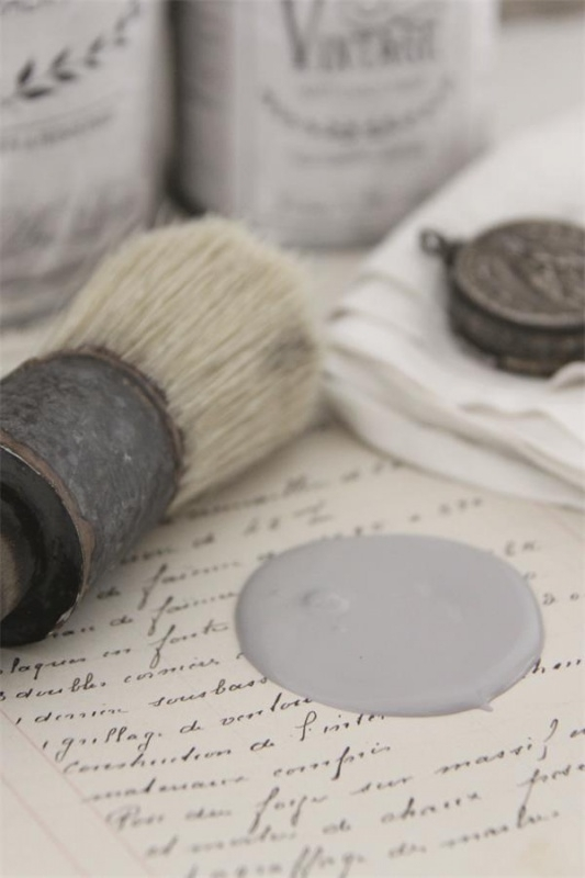 WARM GREY (700 ml) - VINTAGE PAINT - JEANNE D 'ARC LIVING -