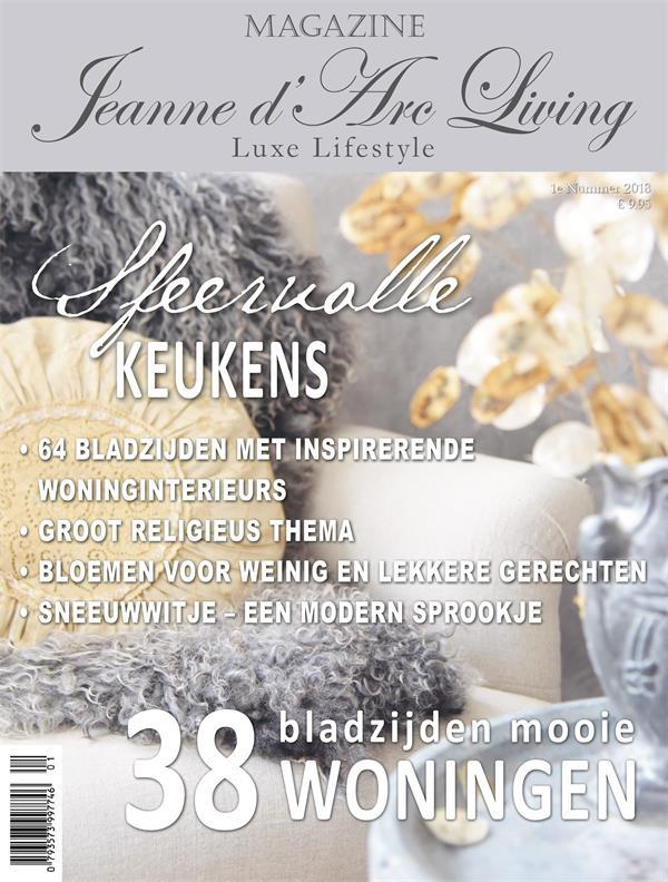 Tijdschrift D Jeanne `arc LivingGeartsje Webwinkel jL3Aq54cR