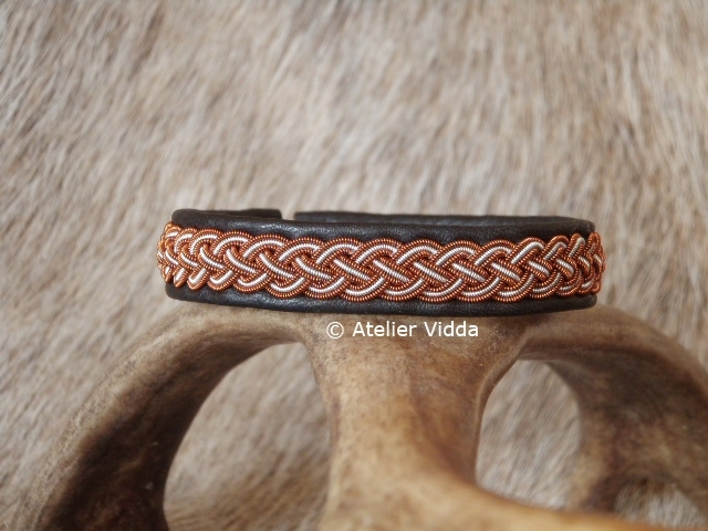"Saami Armband ""a little bit retro"""