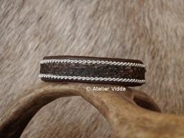 Saami Armband met Zalmleer