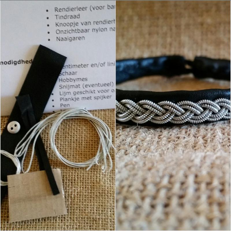 DIY Pakketje A (voor armbanden tot 22cm)