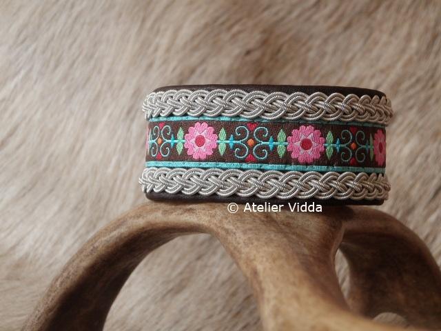 Pimped Brown Bracelet