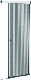 Plisséhordeur  De Luxé ENKEL  (Breedte max. 200cm)