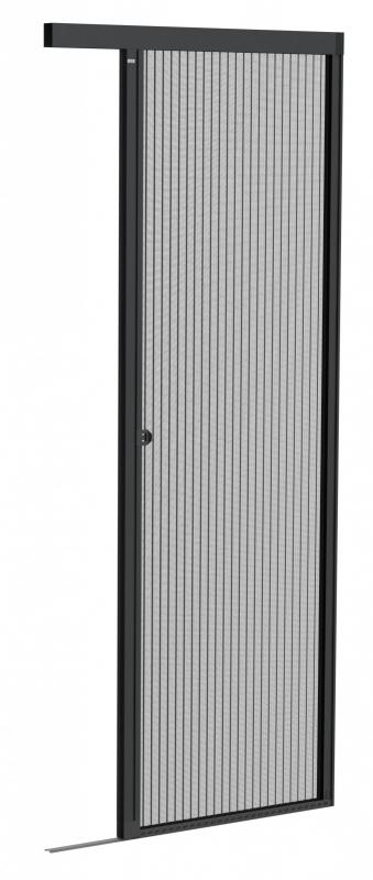 Plisséhordeur Basic ENKEL (breedte max 190cm)