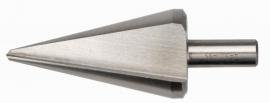 Trapezenboor 4-32mm, Glad, HSS