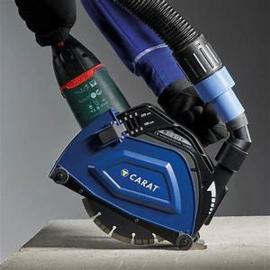 Carat Dustcatch-Pro stof en beschermkap voor slijptol 230mm