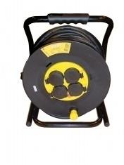 KABELHASPEL VETEC 33m - H07RN-F - 3G2,5mm2