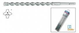 Hamerboren SDS 4-plus in box van 10 stuks 6x160/100