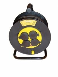 KABELHASPEL VETEC 25m- H07RN-F - 3G1,5mm2
