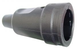 Koppelcontactstop rubber 230V