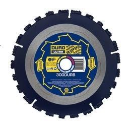 DURO ULTRA Hardmetalen Rippa zaag 125x22.2mm