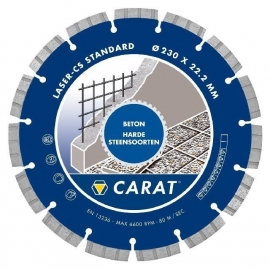 Carat diamantbladen
