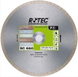 Diamantzaagblad tegels SC660