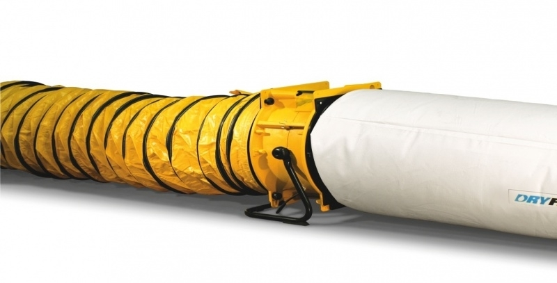 Stofafzuigset TTV 4500 LSAU (10 meter)