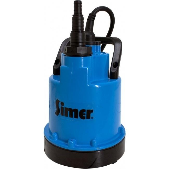 """Simer vlakzuigende dompelpomp 230 volt 1"""""""