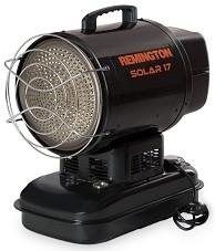 Infrarood-heater SOLAR 17 (17 kW)