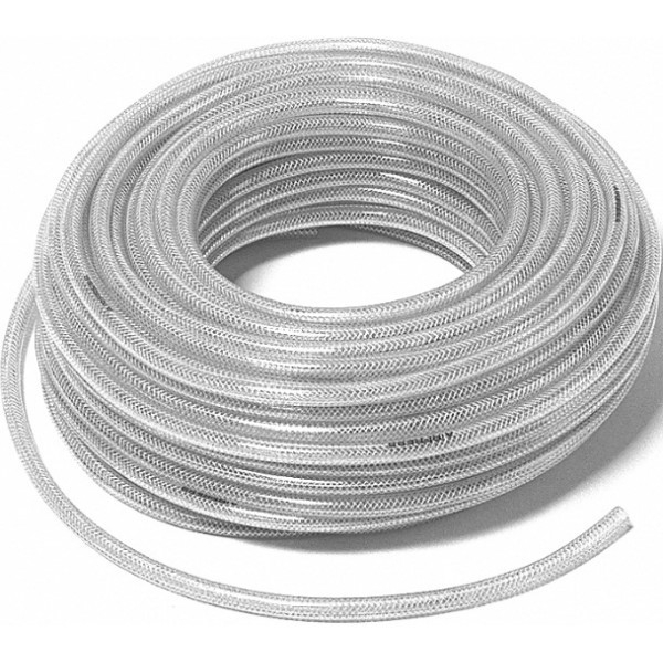 Compressorslang 50m x 10mm, 12 bar (PVC) 50 meter art 46567