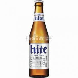 Hite korean bier 4.3% alc.