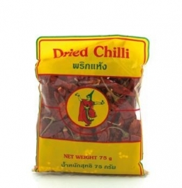 Chillipepers gedroogd 75 gr  large
