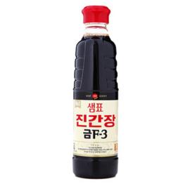 Sempio F3 Soy Sauce 500ml