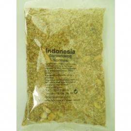Seroendeng 150gr, bij de rijsttafel, nasi en bami