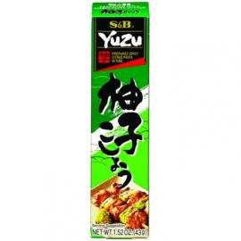 YUZU SPICY CITRUS PASTE