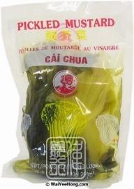 Pickled mustard (Sawi asin) 300 gr