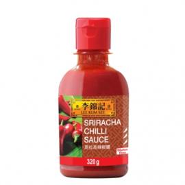 LLK Sriracha chilli saus 320 gram Gluten Free