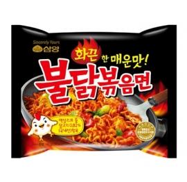 SamYang hotchicken ramen noodles 5 stuks