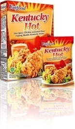 Kentucky Hot  Unifood 200 gr