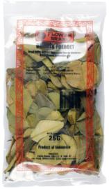 Citroenblaadjes, djeroek poeroet 25 gr