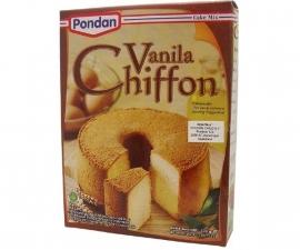 Chiffon vanila cake 400 gr