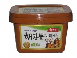 Soy bean paste plakken Haechandle 500 gram