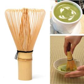 Matcha borstel(voor groene thee)