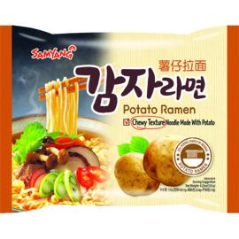 Samyang Potato Ramen 5 stuks