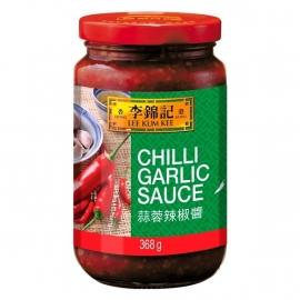 LLK Chilli garlic sauce 368gr